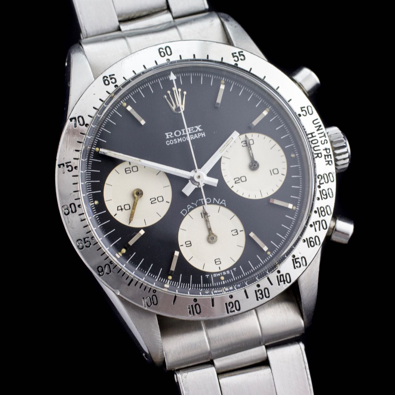 Rolex Cosmograph 'Blue' Daytona 6239 box + papers ON HOLD ...