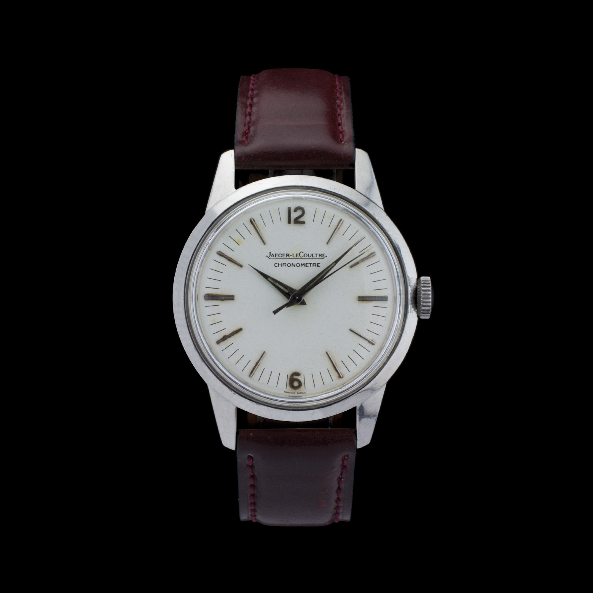 Jaeger lecoultre geophysic chronometre e168 amsterdam vintage watches for Geophysic watches