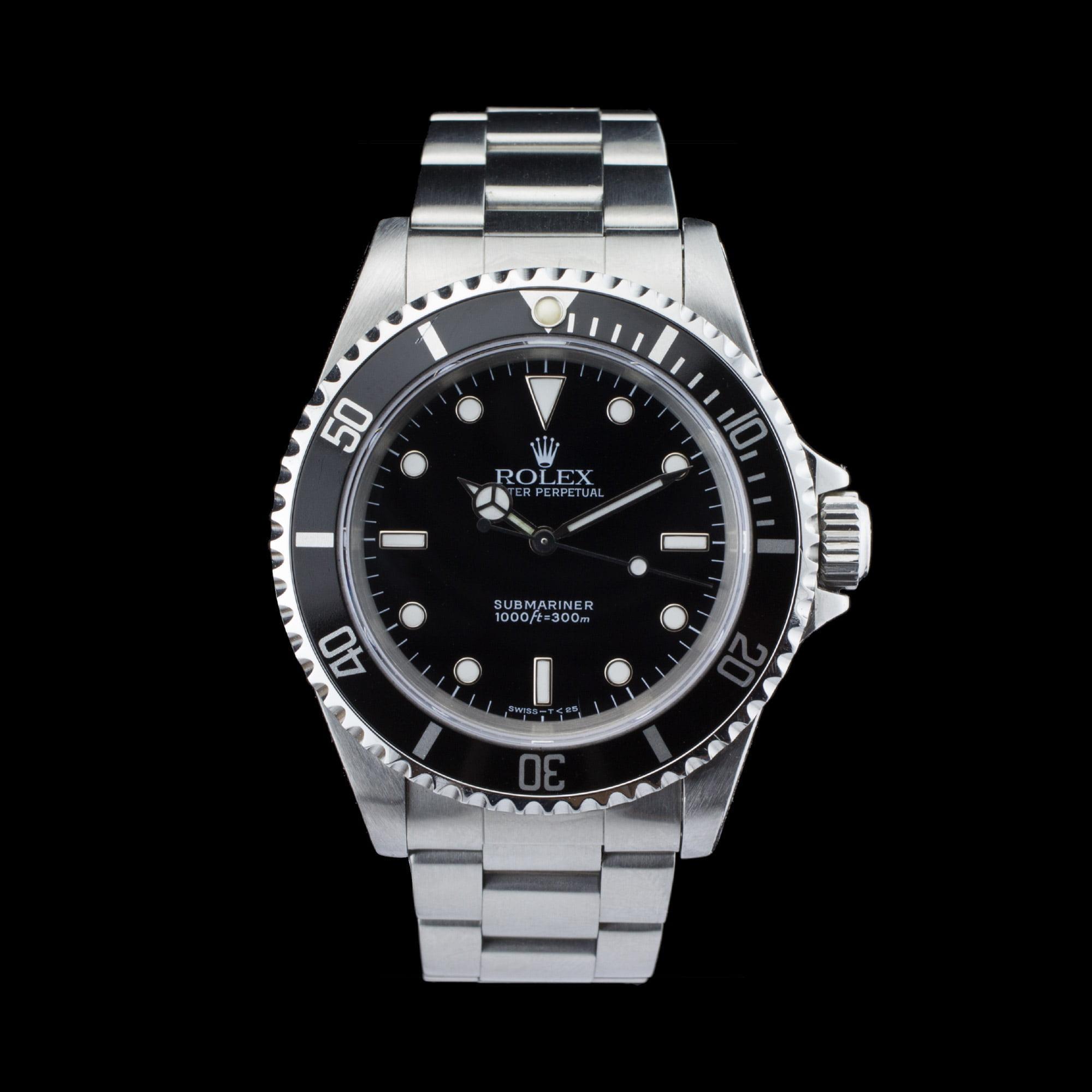 rolex submariner 14060 amsterdam vintage watches. Black Bedroom Furniture Sets. Home Design Ideas