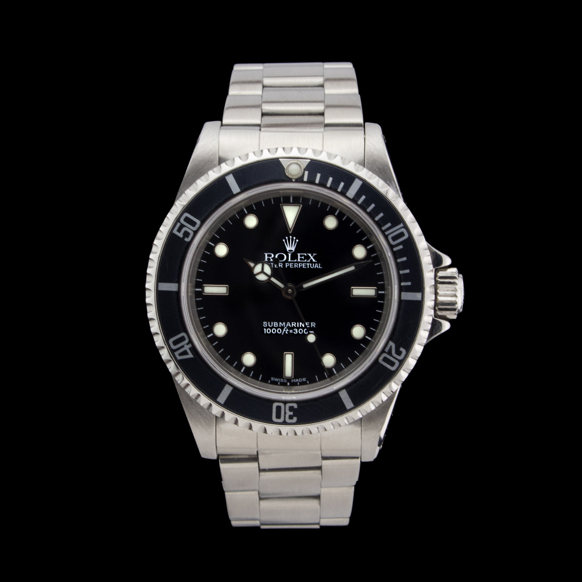 Rolex Submariner 14060M - AMSTERDAM VINTAGE WATCHES