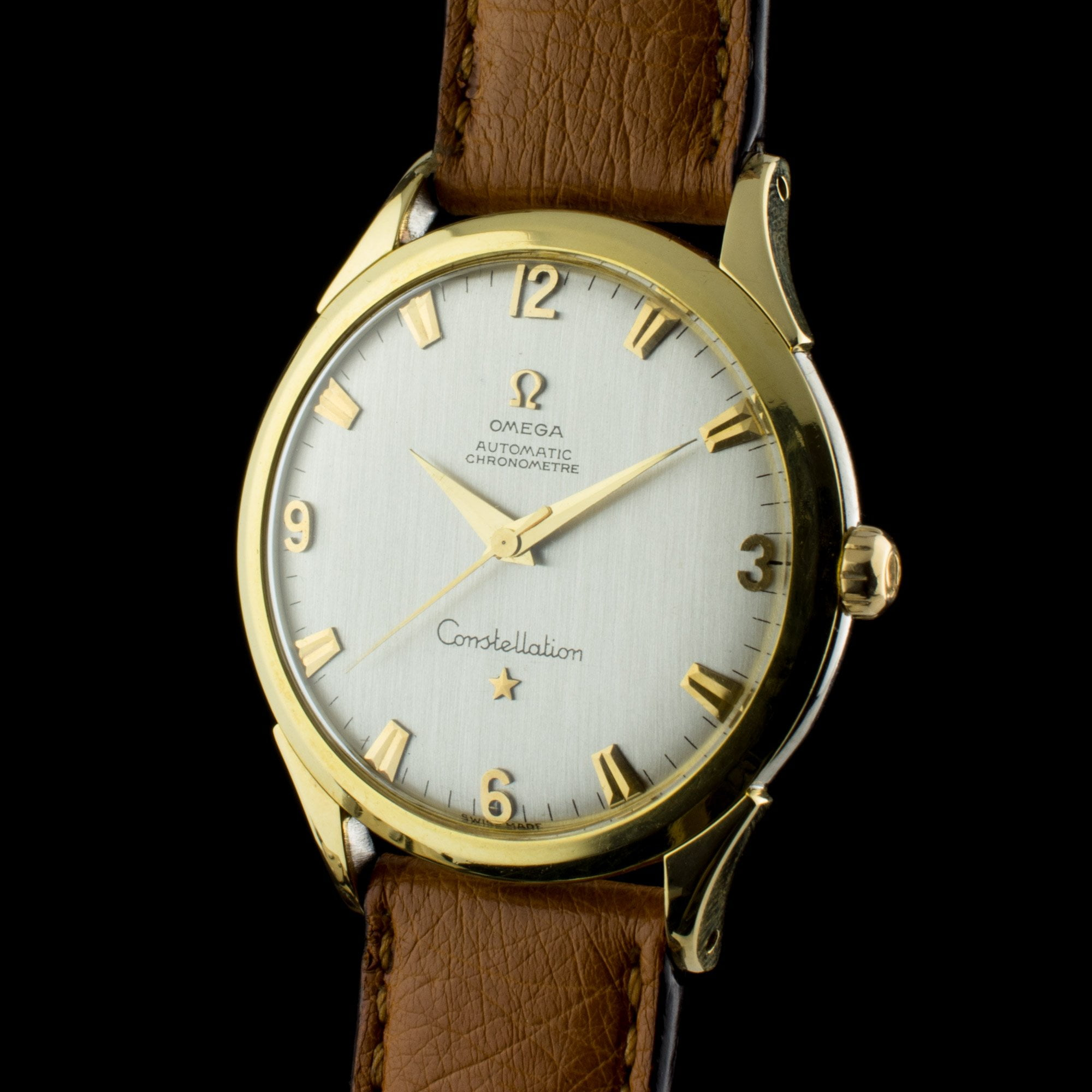 Omega constellation 2648 2 amsterdam vintage watches for Omega watch constellation