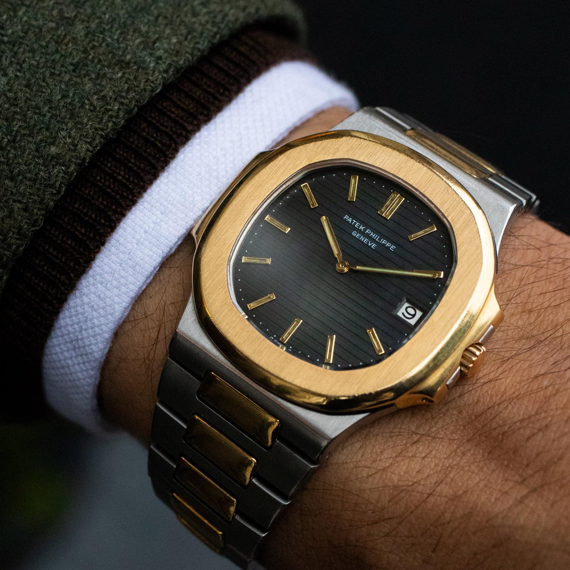 Patek philippe nautilus 3700 11 amsterdam vintage watches for Patek philippe nautilus