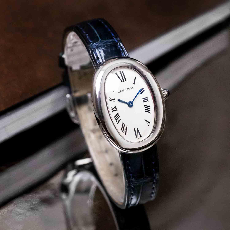 Cartier Baignoire 1955 Amsterdam Vintage Watches