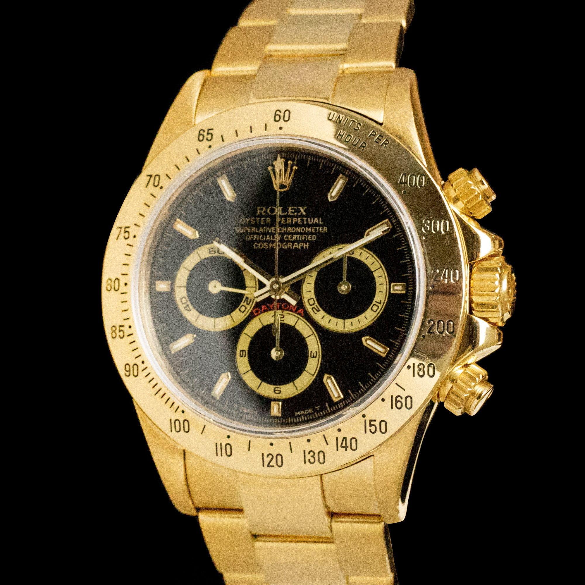 online store 5b068 b7f77 Rolex Daytona 16528 - AMSTERDAM VINTAGE WATCHES